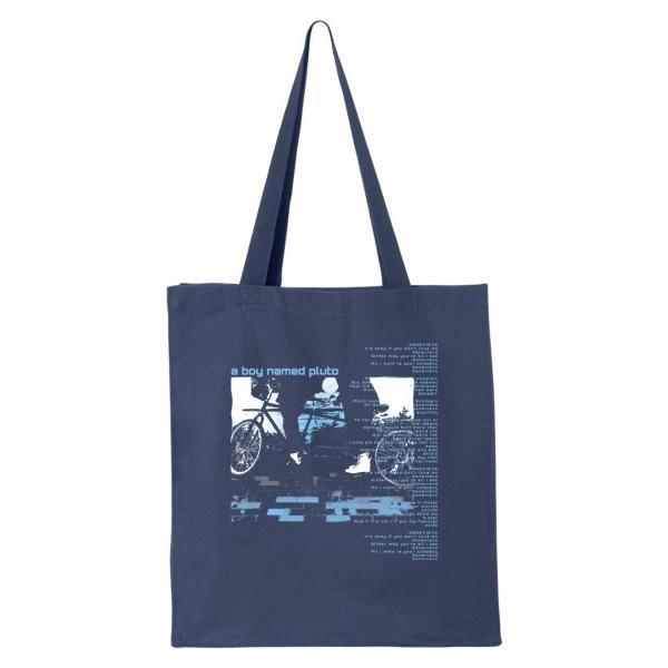 A Boy Named Pluto Tote